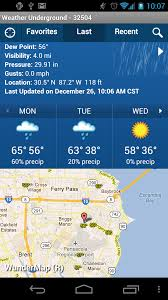 100 Wundergrounf Weather Underground For Android Android Central