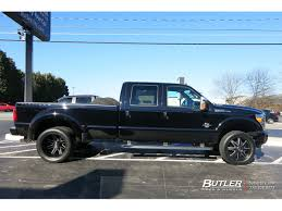2005-2017 F250 & F350 Dually Fuel Maverick 22x8.5
