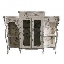 vitrine im regency stil für das esszimmer