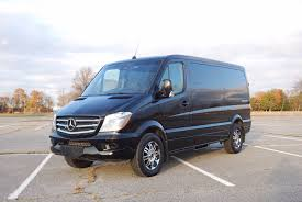2017 Mercedes Sprinter Explorer Conversion Loaded Demo Van