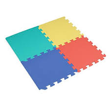 we sell mats 12 x 12 x 3 8 24 sq ft multi color