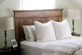 Ana White Headboard Plans by Ana White Mantel Moulding Headboard Diy Projects Also How To Make