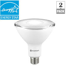 ecosmart 90 watt equivalent par38 dimmable led flood light bulb