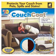 Boscovs Leather Sofas by As Seen On Tv Couch Coat Walmart Com