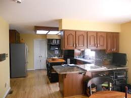 Mixing Old And New Updating 1980s Kitchen