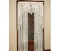 Lace Window Curtains Target by How To Hang Sheer Curtains In Different Ways Modern Lace Country
