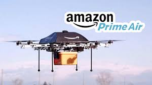 Amazon's New Patent: Drones Could