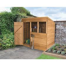 6 X 5 Apex Shed by Timber Sheds Garden Sheds U0026 Buildings Gardens Wickes