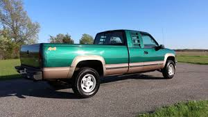 1998 GMC Sierra K2500 4x4 SLT Extended Cab For Sale~Only 2 Owners ...