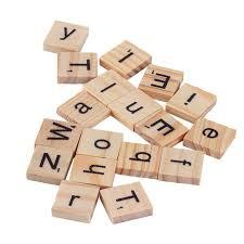 scrabble tile value calculator 100 wooden alphabet scrabble tiles black letters numbers for
