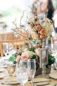 Rustic Wooden Boxes To House Floral Centerpieces For Your Austere Nuptials
