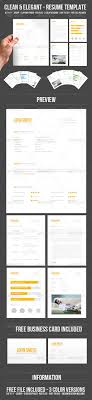 Information This High Quality Resume Package Comes With 3 Different Color Versions And Is Very Easy To Edit