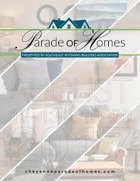 Schroll Cabinets Inc Cheyenne Wy by Cheyenne Wy Home Builders Cheyenne 2017 Parade Of Homes 2017