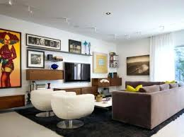 Decorating Around A Wall Mounted Tv View In Gallery Decorative Covers For