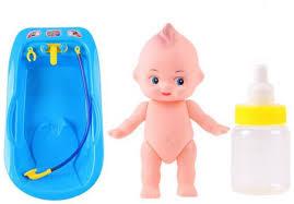 Amazoncom Manhattan Toy Baby Stella Soft Bath Baby Doll