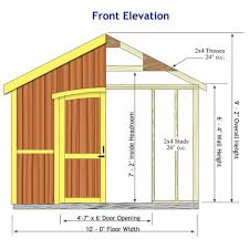 12x16 Barn Storage Shed Plans by Storage Shed Kits Wood Home Outdoor Decoration