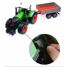 100 Trucks Toys Electric Rc 6 Channel 24g 116 Farm Tractor