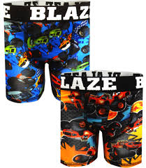 Nickelodeon Blaze And The Monster Machines 2 Pack Boxer Briefs ... Toddler Underwear Babiesrus Kids Boys Toddlers 2 Pack Character Vests Set 100 Cotton Ethika Blackgreen Valentino Rossi Signature Series Fighter Fortysix Mens Boxer Shorts Boxers And Novelty Cartoon Characters Monster Jam Trucks Collection Wall Decals By Fathead Joe 4pairs Crew Socks Truck Best Rated In Girls Helpful Customer Reviews Cloth Traing Pants With Cars Trains Bikes Potty 5 Pcslot Car Boy For Baby Childrens Paw Patrol 7pack Size