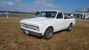 Classic 1969 Chevrolet C10 Short Bed Pickup For Sale #4438 - Dyler