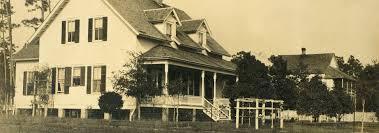 Historic Magnolia Springs Alabama Ac modations Lodging