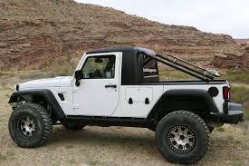 100 Jeep Wrangler Truck Conversion Kit JK Unlimited Action Truck Kit By Thaler Design