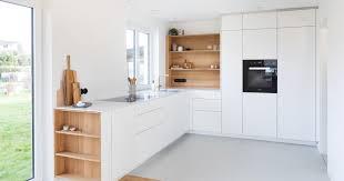 der klassiker neu gedacht die küche in l form nr küchen