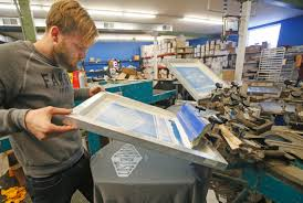 Fargo Moorhead Pumpkin Patches by Making A Scene Screen Printing Business Encourages Exploration Of