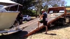 Loading Boat Onto Tow Truck - YouTube United States Civil Defense Association Need Place To Store Our Custom Truck Accsories Reno Carson City Sacramento Folsom Wrecker Parts Pictures Vehicle Transporters And Aaa Detroit Sales Rattler Dodge Tow Trucks Accsories Pinterest Items In Largest Jerrdan Dealer Usa On Ebay Amazoncom 150 Scale Diecast Road Rescue Home Jellison Auto My Lifted Trucks Ideas Autotruck Dg Towing Equipment