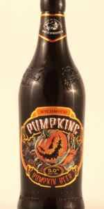 Post Road Pumpkin Ale Uk by Pumpking Wychwood Brewery Company Ltd Beeradvocate