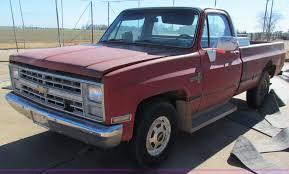 1986 Chevrolet Scottsdale C20 Pickup Truck | Item B1679 | SO...