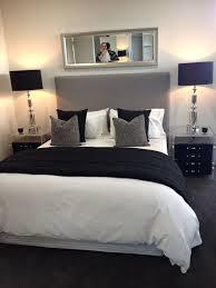 Bedroom Ideas Black And Grey Best On Pinterest Gray