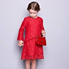 popular kids red lace buy cheap kids red lace lots from china kids