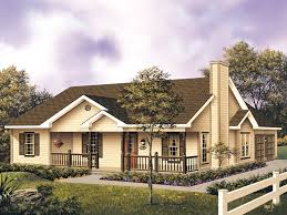 Fancy Design Ranch House Plans With Big Front Porch 8 Country Style Home On Modern Decor Ideas