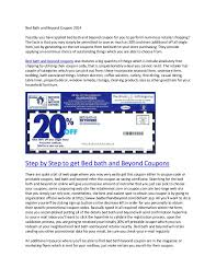 Bed Bath Beyond Retailmenot by Bed Bath And Beyond Coupons 2014