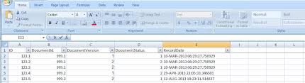 Excel Ceiling Function In Java by Using Excel To Generate Sql Statements From Raw Data Igor Kromin