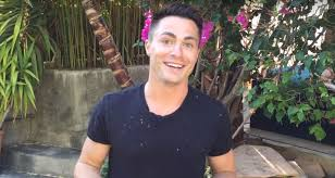 Colton Haynes Halloween 2014 by Colton Haynes Launches New Website U0026 Merchandise Line Colton