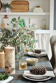 Cozy Holiday Dining Room Home Good Giveaway City FarmhouseModern FarmhouseChristmas TablescapesChristmas DecorRustic