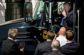 100 Duel Truck Driver Donald Trump Truck Photo Gets Turned Into Viral Meme EWcom