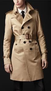 the trench coat modern gentleman