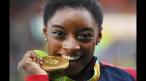 Simone Biles Floor Routine Score by Gymnastics Simone Biles Wins Record Equalling Fourth Gold With