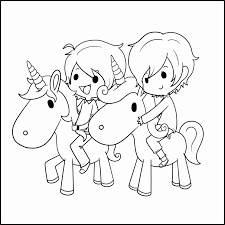 Pink Fluffy Unicorns Dancing Rainbows Coloring Pages Unicorn And Rainbow Unique Ojymd