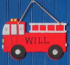 FIRE TRUCK Room Sign Hand Personalized Red. Cutout Design. Bedroom Decor Ideas And Designs Fire Truck Fireman Triptych Red Vintage Fire Truck 54x24 Original 77 Top Rated Interior Paint Check More Boys Foxy Image Of Themed Baby Nursery Room Great Images Race Car Best Home Design Bunk Bed Gotofine Led Lighted Vanity Mirror Bedroom Decor August 2018 20 Amazing Kids With Racing Cars Models Other Epic Picture Blue Kid Firetruck Wall Decal Childrens Sticker Wallums