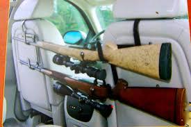 100 Gun Racks For Trucks TRUCKSUV Headrest Dual Weapon Rack Haynes Hunting