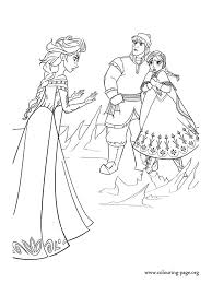 35 FREE Disneys Frozen Coloring Pages Printable Free For Kids