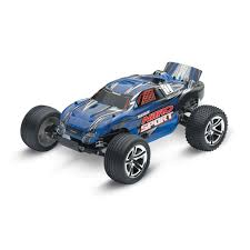 Traxxas 1/10 Nitro Sport .15 2WD Stadium Truck Ready To Run Blue ...