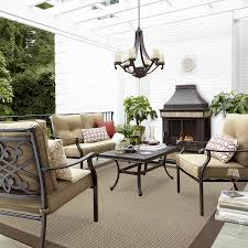 Ty Pennington Patio Furniture Parkside by Grand Resort Villa Park 4pc Seating Set Shop Your Way Online