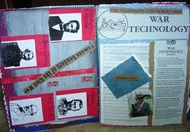 American Civil War Lapbook Notebook 2
