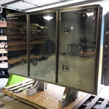 100 Used Headache Racks For Semi Trucks Cab Rack 3 Door Vault With 2 Chain And 2 Shelves All Aluminum
