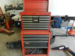 SEARS CRAFTSMAN ROLLING MECHANICS TOOL CABINET For Auction | Municibid Auto Zone Parts From Searscom Red Tool Box Monster Truck Building Kit Mini Z Ex Mad Force Craftsman Black Full Size Single Lid Crossover With Paddle Lund 70 In Cross Bed Box7111000 The Home Depot Snapon Wikipedia Groovy Chest Drawer Lowes Sears Craftsman Toolbox Rusty Tool Box Side Cabinets Best Decoration 9150t 70inch Gull Wing Alinum Storage Drawers Northern Equipment Better Cabinet Lock Bar Boxes Locks Drobek Tips Viper Rolling