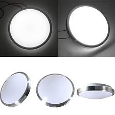 afsemos led flush mount ceiling light 18w bright 14 incht surface